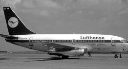 40 años después de su secuestro el Boeing 737 de Lufthansa regresa a Alemania