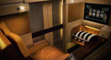Los «Amenities kits» más lujosos de las aerolíneas
