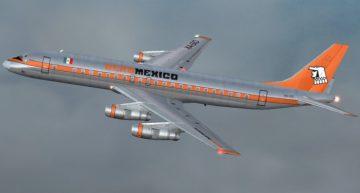 Historia de Aeroméxico