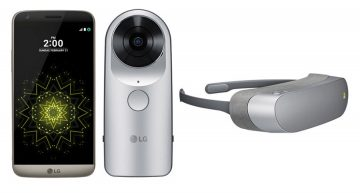 Gafas LG 360 VR