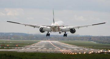 ¿Qué es un aterrizaje con viento cruzado?