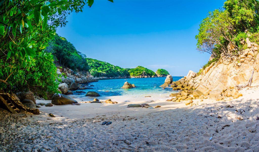 Playa Palmitas, Acapulco