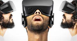 Oculus gafas de realidad virtual Rift