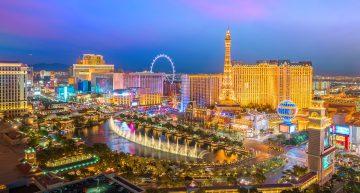 Las Vegas escaparate mundial para convenciones