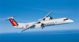 Philippines Airlines recibe su primer Bombardier Q400