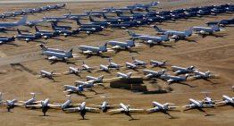 Principales cementerios de aviones en el mundo