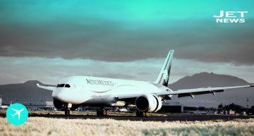 Aeroméxico arrendará un nuevo Boeing 787-9 Dreamliner