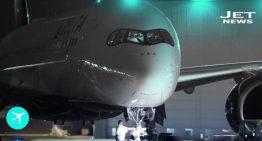Delta recibe su primer A350-900