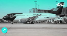 La primer aerolínea de México: Mexicana de Aviación