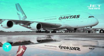 La aerolínea Qantas reta a las fabricantes para lograr el mejor avión comercial de larga distancia