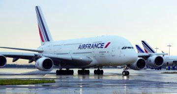 Air France la favorita de los mexicanos