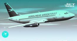 Aerolíneas Argentinas dejará de volar a Venezuela