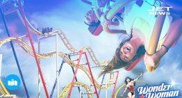 Wonder Woman Coaster llega a México