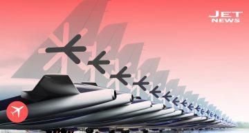 Interjet suspende cinco rutas saliendo de la CDMX
