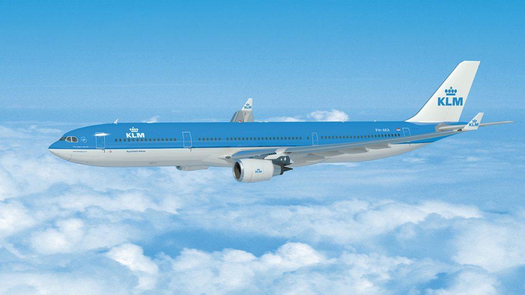 KLM 65 años de volar a México
