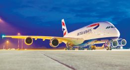 British Airways recibe su Dreamliner 25