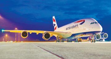British Airways recibe su Dreamliner 25