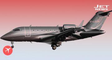 """El secreto detrás del """"Bombardier Challenger 605"""" de Lewis Hamilton"""