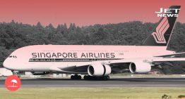 El primer A380 regresa a casa después de 10 años