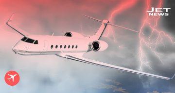 Aviones vs. Rayos ¿Qué sucede cuando un rayo alcanza un avión?