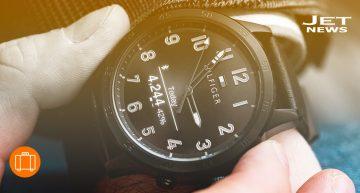 Tommy Hilfiguer reinventa la relojería