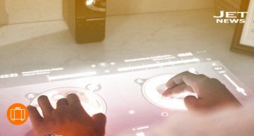 Sony Xperia Touch su proyector inteligente
