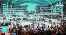 """Christmas Market"" vuelve al Aeropuerto de Múnich"