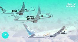 Los aviones temáticos más llamativos hasta ahora