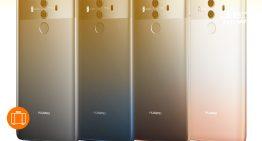 Huawei Mate 10 tu asistente virtual en la mano