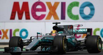No te quedes fuera del Gran Premio De México 2018