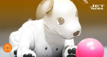 Sony presenta a su robot Aibo