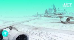 ¿Es peligroso viajar cuando está nevando?