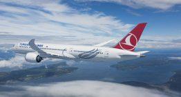 Boeing y Turkish Airlines cierran pedido de 30 aviones 787 Dreamliner