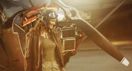 Mujeres líderes en la aviación