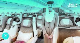 La nueva cabina Business del Boeing 777 de Emirates