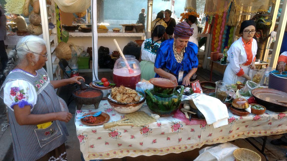 Festival De La Gastronomia Michoacana Jet News