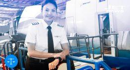 Mujeres piloto buscan tomar los cielos