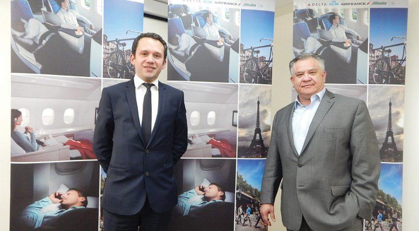Vincent Etchebehere y Carlos E. Hernández