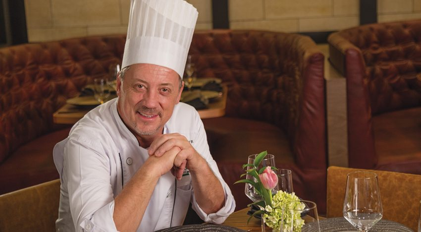 Chef Mauro Chiecchio