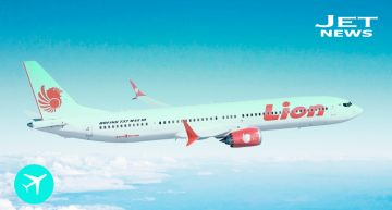 Boeing y Lion Air Group anuncian un pedido de 50 aviones 737 MAX 10