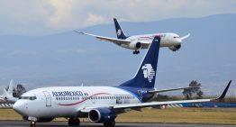 Aeroméxico suspende planes de ruta entre CDMX y Barcelona