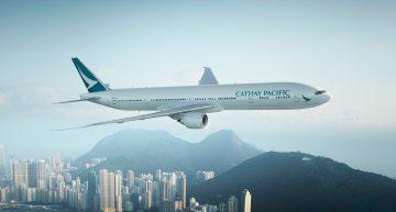 Cathay Pacific volaría en directo a México en un Boeing 777x