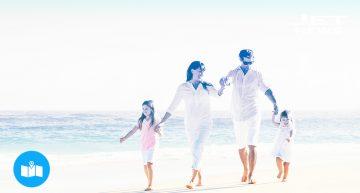 Las mejores playas para mamá