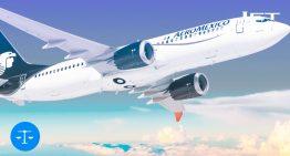 Aeroméxico apuesta temporalmente por Centroamérica y el Caribe