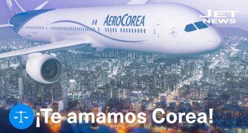 Aeroméxico celebra victoria de Corea con descuentos