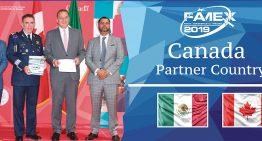 Canadá invitado de honor de la FAMEX 2019