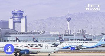Las aerolíneas ganadoras del convenio con Estados Unidos