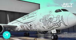 Aeronaves con diseños artísticos