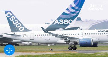 Airbus y Bombardier llegan a acuerdo por la C Series