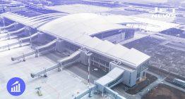 Rusia tiene nuevo aeropuerto antes de la Copa del Mundo